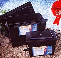 Clearflow filters in various sizes
